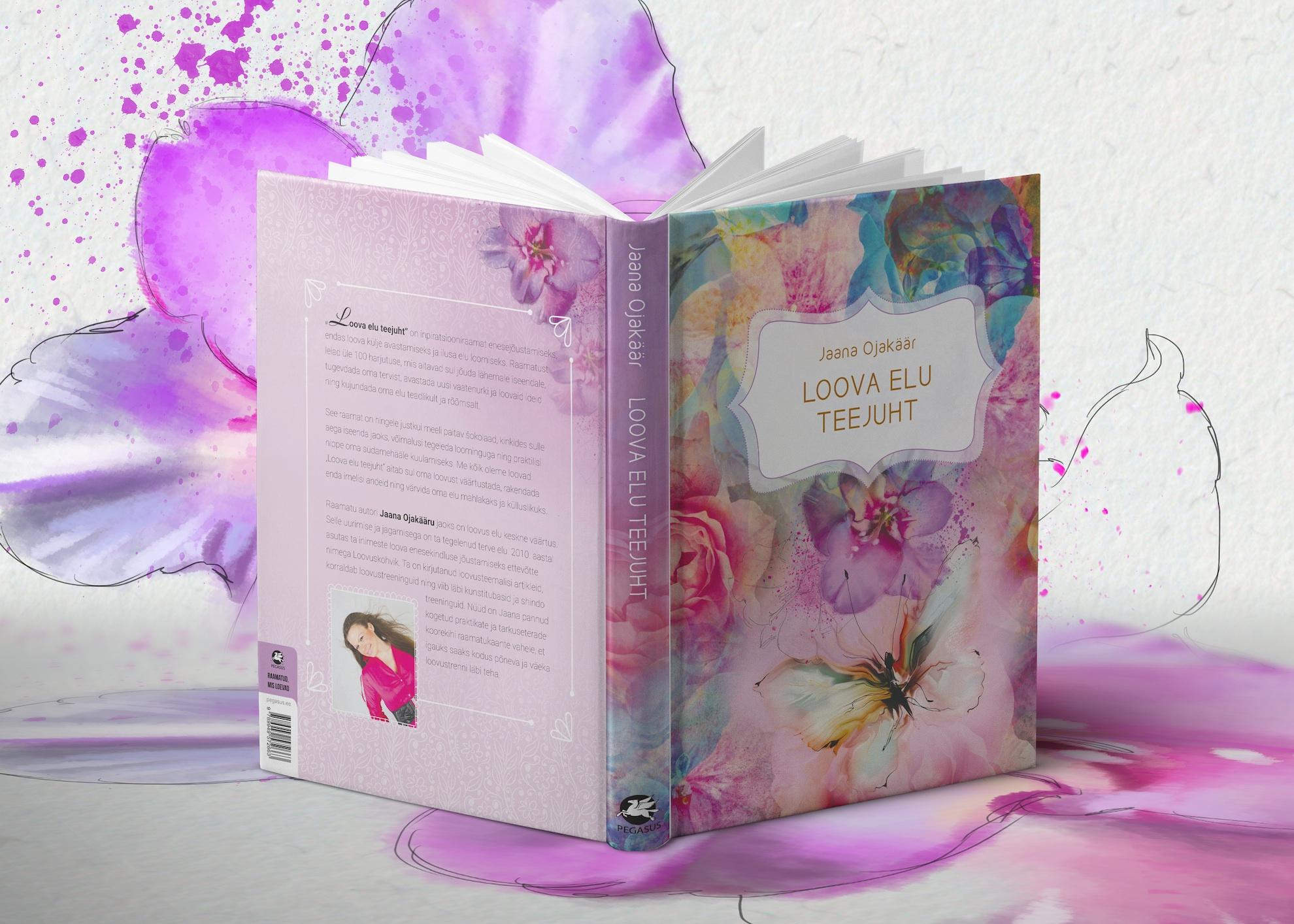 """Raamat """"Loova elu teejuht"""""""