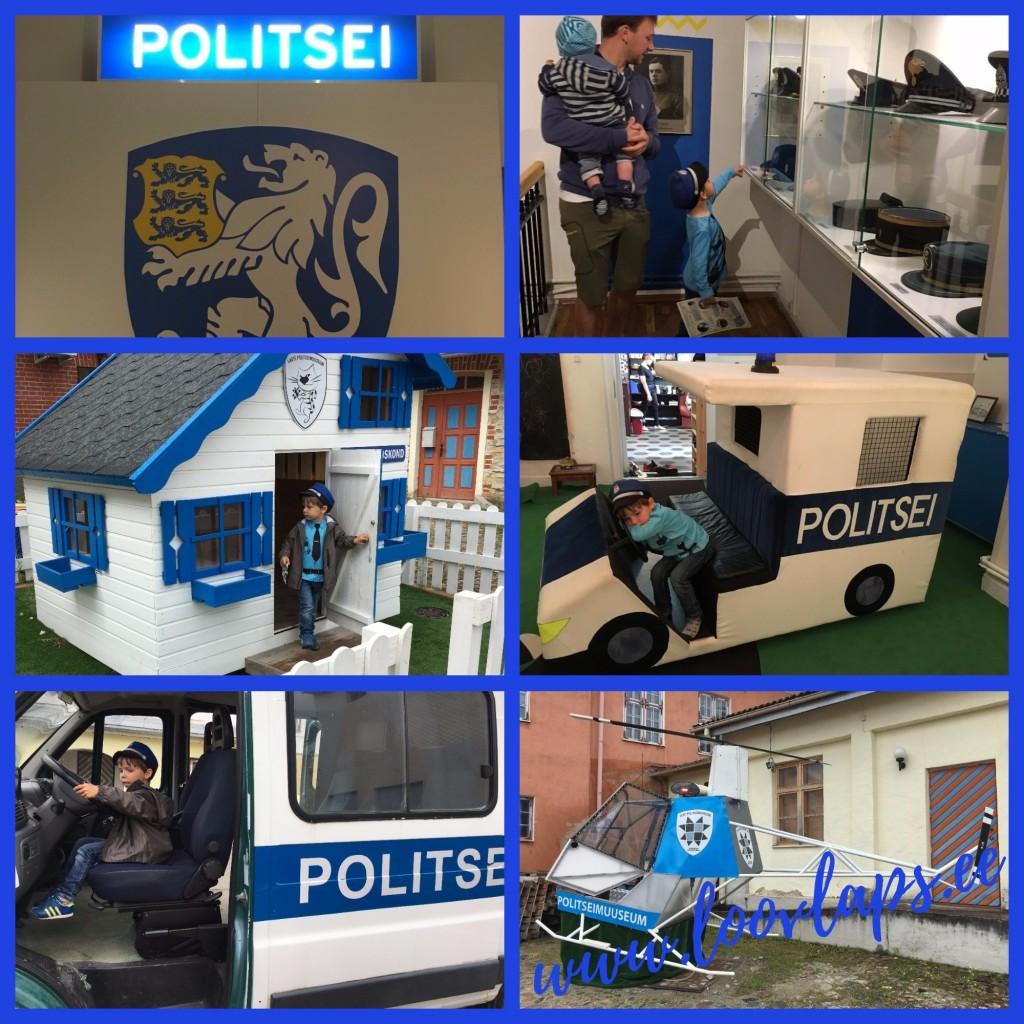 Politseimuuseumis loovlaps
