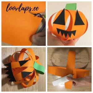 Halloweeni eri #5 – Paberiribadest kõrvits
