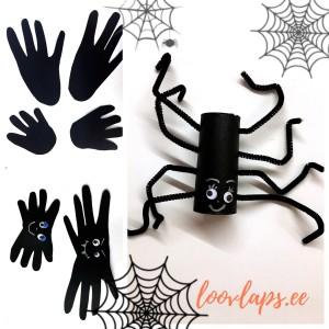 Halloweeni eri #4 – Ämblikud