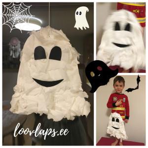 Halloweeni eri #3 – Lõbus kummitus