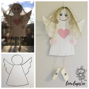 Jõulueri: Armas inglike